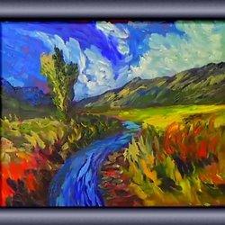 Vidéo 2563 : Peindre à La Manière De Vincent Van Gogh   Le Peintre  Impressionnisu2026