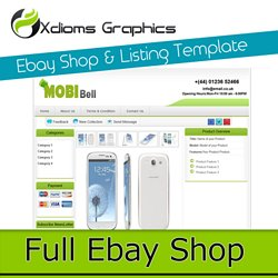 EBay Templates Pearltrees - Professional ebay listing templates