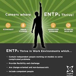 1000  images about ENTP on Pinterest | MBTI, Personality types and ...
