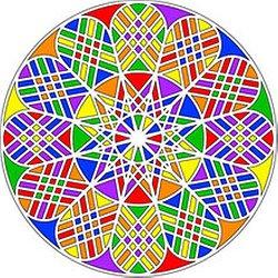 coloriage mandala coloriage en ligne gratuit coloriage