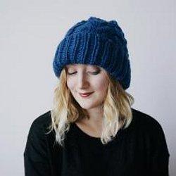 26fb69203c8e 20 bonnets à tricoter pour l hiver. Encore des mailles. Écharpe torsadée