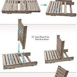 plan fauteuil en palette de bois plan fauteuil en palette de bois les 25 meilleures id es de. Black Bedroom Furniture Sets. Home Design Ideas