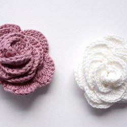 Crochet Fleurs Pearltrees