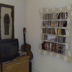 DIY Cardboard Tables Shelves