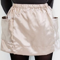 3104e25a39c DIY  The Easiest Party Skirt To Make...Ever - Chic Steals