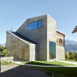 Reynard/rossi Udry House