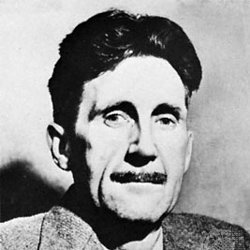 George orwell research paper