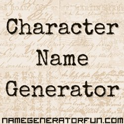 Character Personality Description Generator