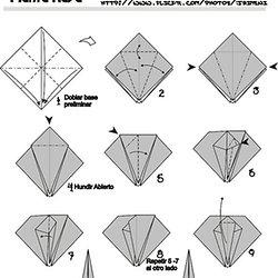 origami ball | Tumblr | 250x250