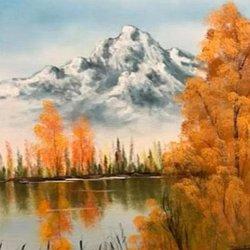 foto de Peindre des paysages et des arbres en automne   Pearltrees