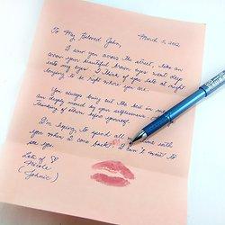 Comment ecrire une lettre d amour [PUNIQRANDLINE-(au-dating-names.txt) 61