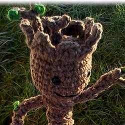 Smartapple Creations - amigurumi and crochet: Baby Groot ... | 250x250