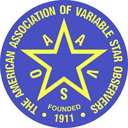 The American Association of Variable Star Observers Logo